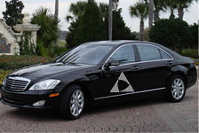 Macau double license plated Mercedes Benz  S-class Car Rental